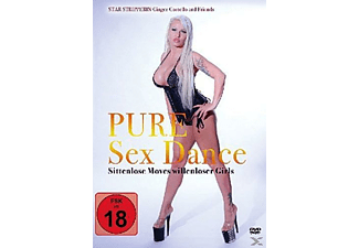 Pure Sex Dance - Sittenlose Moves Willenloser Girls - (DVD)