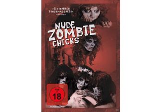 Nude Zombie Chicks - (DVD)