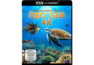 Red Sea - (4K Ultra HD Blu-ray)