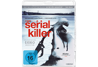 I Am Not A Serial Killer (Uncut) - (Blu-ray)