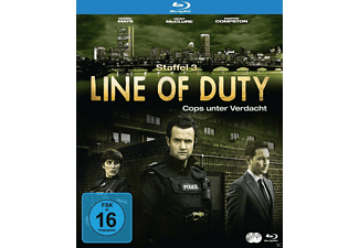 Line of Duty 3. Season - (Blu-ray)