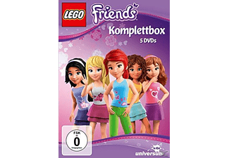 Lego Friends Komplettbox - (DVD)