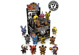 Five Nights At Freddys Blind Pack sortiert