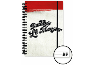 Suicide Squad Notizbuch Daddy S Lil Monster