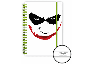 Batman Notizbuch Joker