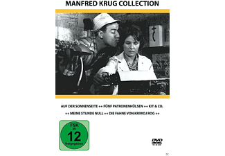 Manfred Krug Collection - 5er Schuber - (DVD)