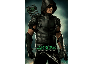 Arrow - Green Arrow Aim Higher - Gr. Poster