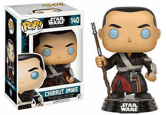 Pop! Vinyl Rogue One - Chirrut Imwe - Figur