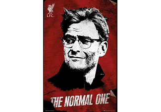 Fc Liverpool - The Normal One - Gr. Poster