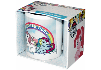 My Little Pony - I Want A Pony - Retro Tasse Weiss