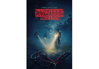 Stranger Things - Bicycle - Gr. Poster