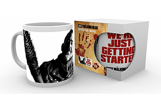 Negan Getting Started - Tasse Blau