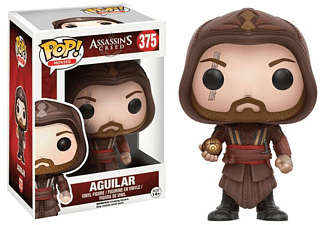 Assassin's Creed Pop! Vinyl Figur Aguilar