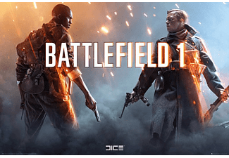 Battlefield 1 Poster Squad