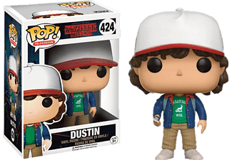 Stranger Things Pop! Vinyl Figur Dustin