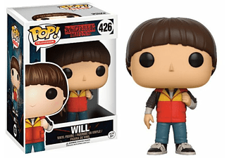 Stranger Things Pop! Vinyl Figur Will