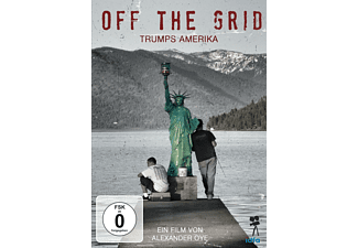 Off The Grid – Trumps Amerika - (DVD)