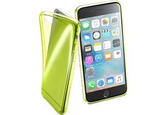 CELLULAR-LINE iPhone 6/6s Backcover Geel