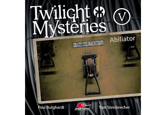 Paul Burghardt - Twilight Mysteries-Ablilator Folge 5 - (CD)