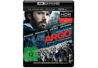 Argo - (4K Ultra HD Blu-ray + Blu-ray)