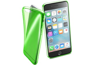 CELLULAR-LINE iPhone 6/6s Backcover Groen