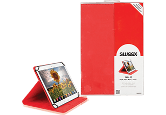 SWEEX SA 362V2 Universal Tablet 10.1 Red - (064-0195)