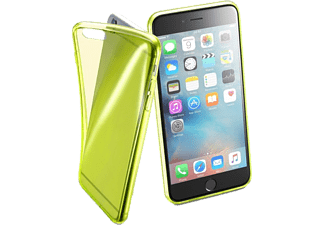 CELLULAR-LINE iPhone 6s Plus/ 6 Plus Backcover Geel