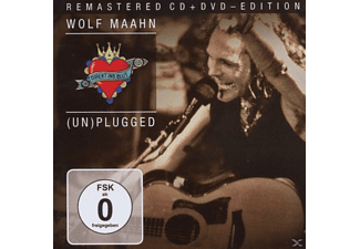 Wolf Maahn - Direkt Ins Blut/(Un)Plugged [CD + DVD Video]