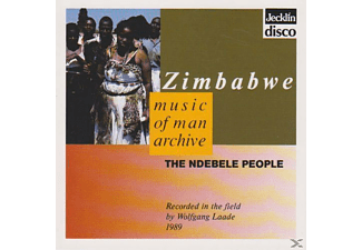 VARIOUS - Zimbabwe - The Ndebele People - (CD)
