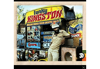 VARIOUS - Funky Kingston - (CD)
