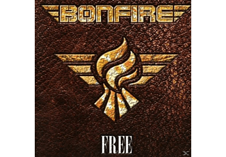 Bonfire - FREE - (CD)