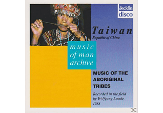 VARIOUS - Taiwan - Music Of The Aboriginal Tribes - (CD)