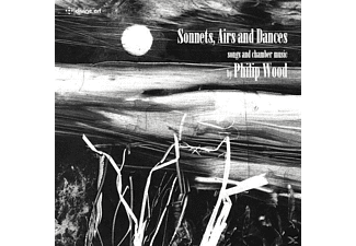 Lesley-jane Rogers, John Turner, Harvey Davies, Heather Bills, Jonathan Price, James Bowman - Sonnets, Airs And Dances [CD]