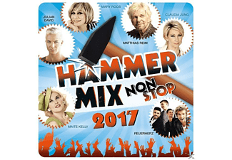VARIOUS - Hammer-Mix Non-Stop 2017 - (CD)