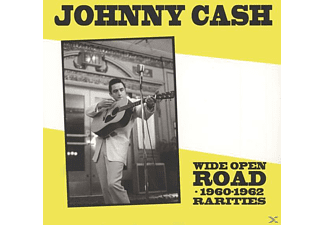 Johnny Cash - Wide Open Road-1960-1962 Rarities - (Vinyl)