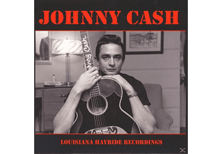 Johnny Cash - Louisiana Hayride Recording - (Vinyl)