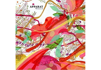 Apparat Orchestra Of Bubbles - Walls [CD]