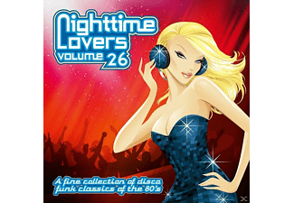 VARIOUS - Nighttime Lovers Vol.26 - (CD)
