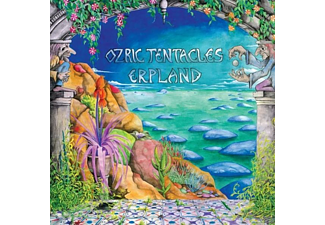 The Ozric Tentacles - Erpland - (Vinyl)