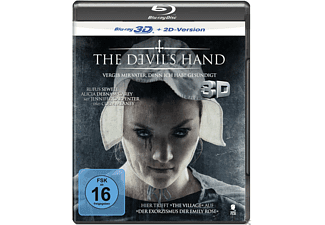 The Devil's Hand - (3D Blu-ray)