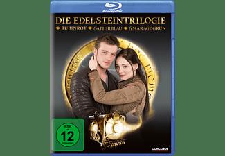Die Edelsteintrilogie - Rubinrot, Saphirblau, Smaragdgrün - (Blu-ray)