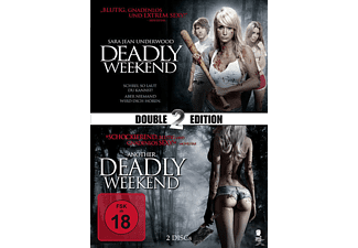 Double 2 Deadly Weekend & Another Deadly Weekend - (DVD)