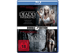 Double 2 Deadly Weekend & Another Deadly Weekend - (Blu-ray)