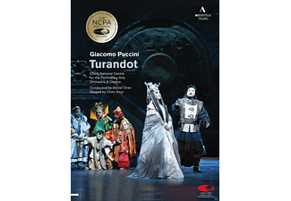 China National Centre For The Performing Arts Orchestra & Chorus - Turandot - (DVD)