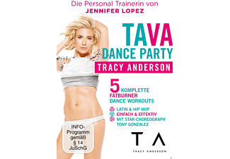 TAVA Dance Party - (DVD)