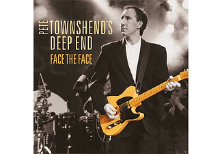 Pete Townshend, The Deep End With David Gilmour - Face The Face [CD + DVD Video]