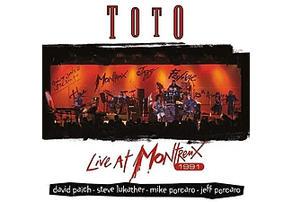 Toto - Live at Montreux 1991 (CD)