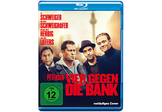Vier gegen die Bank - (Blu-ray)