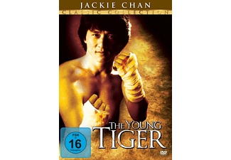 The Young Tiger - (DVD)