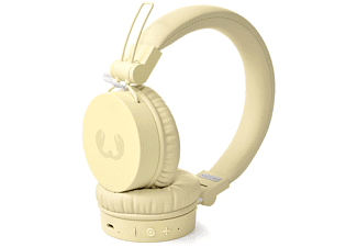 FNR BT Caps Headphone Buttercup on-ear
